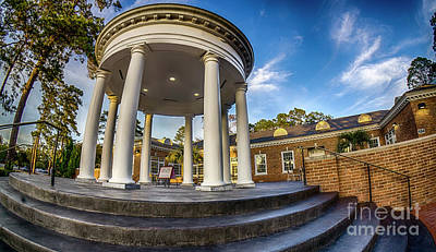 Photograph - Atheneum Hall Coastal Carolina University by David Smith
