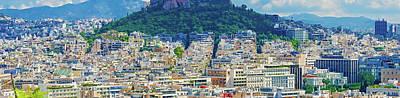 Photograph - Athens, Greece by Marek Poplawski
