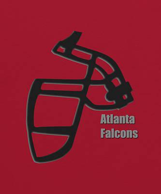 Atlanta Iphone Cases Photograph - Atlanta Falcons Retro by Joe Hamilton
