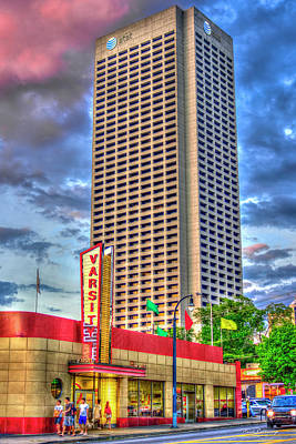 Photograph - Atlanta Landmark 2 The Varsity Art by Reid Callaway