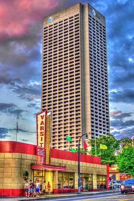 Photograph - Atlanta Landmark 2 The Varsity Art by Reid Callaway