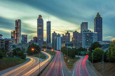 Photograph - Atlanta by RC Pics