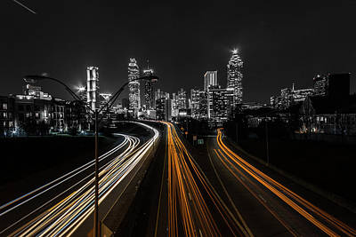 Photograph - Atlanta Tones by Kenny Thomas