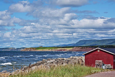 Photograph - Atlantic Canada by Tatiana Travelways