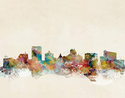 Atlantic City Art Print by Bri B