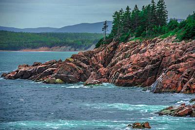 Photograph - Atlantic Coast by Patrick Boening
