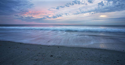 Photograph - Atlantic Dawn by Morris  McClung