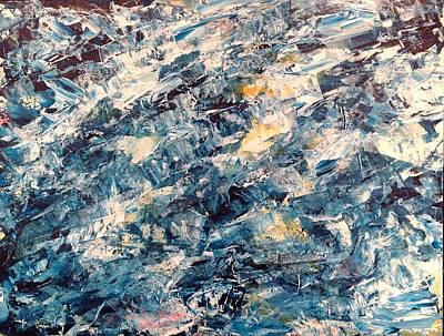 Painting - Atlantic No. 1 by Desmond Raymond