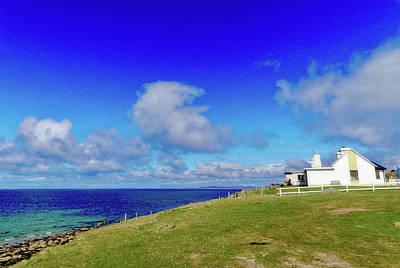Photograph - Atlantic Ocean View On Achill Island by Paul Mc Namara