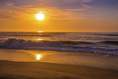 Photograph - Atlantic Sunrise I by Steven Ainsworth