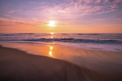 Photograph - Atlantic Sunrise Iv by Steven Ainsworth
