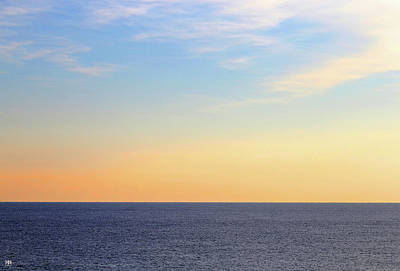 Photograph - Atlantic Sunrise by John Meader