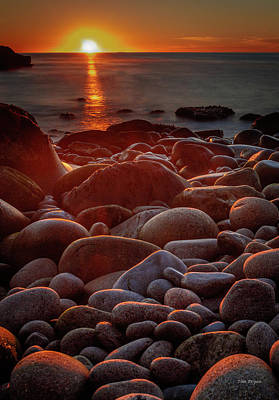 Photograph - Atlantic Sunrise by Tim Bryan