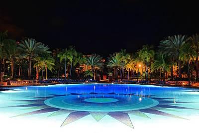 Pool Photograph - Atlantis Bahamas Pool by Nicole Huebscher