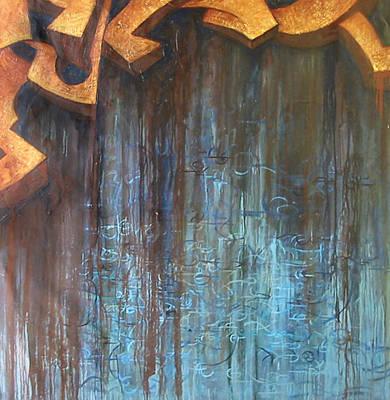 Atlantis Print by Monica James