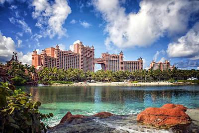 Atlantis Resort - Paradise Island -  - Bahamas Art Print