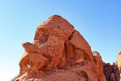 Photograph - Atlatl Rock by Sagittarius Viking