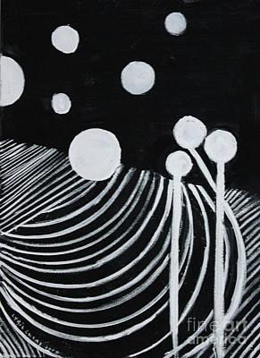 Painting - Atmospheres by Lyric Lucas