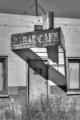 Photograph - Atomic Cafe And Bar by Richard J Cassato