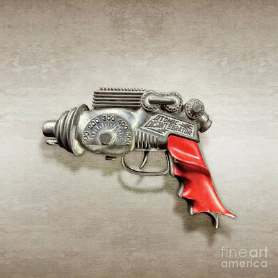 Photograph - Atomic Disintegrator by YoPedro