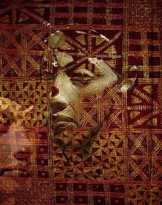 Digital Art - Aton by Bernadett Bagyinka