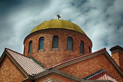 Photograph - Atop St. Demetrios by Cate Franklyn