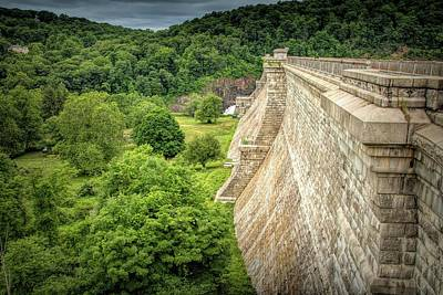 Photograph - Atop The Croton Dam by Kristia Adams