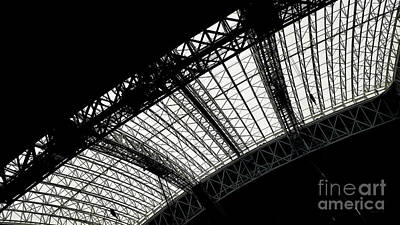 Photograph - Att Stadium 001 by Robert ONeil