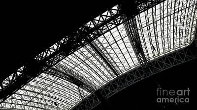 Photograph - Att Stadium 001 by Robert ONeil