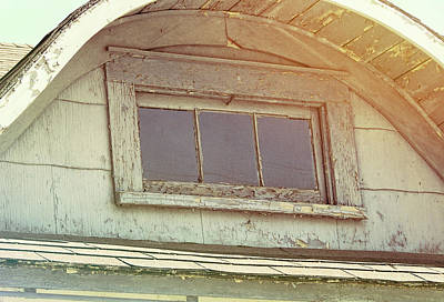 Attic View Art Print by JAMART Photography