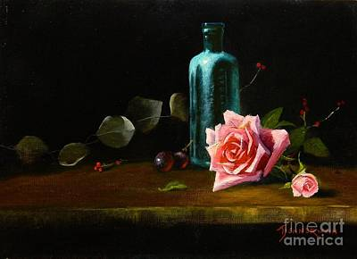 Atwoods Roses Original by Tom Jennerwein