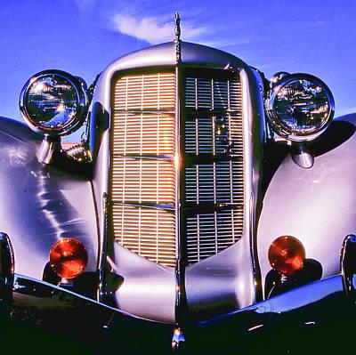 Photograph - Auburn 852 Boattail Speedster by Samuel M Purvis III