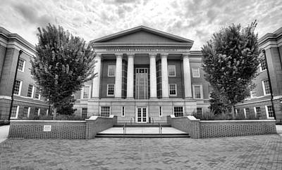 Photograph - Auburn Engineering Shelby Center by JC Findley