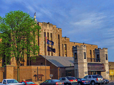 Photograph - Auburn State Prison by Dennis Dugan