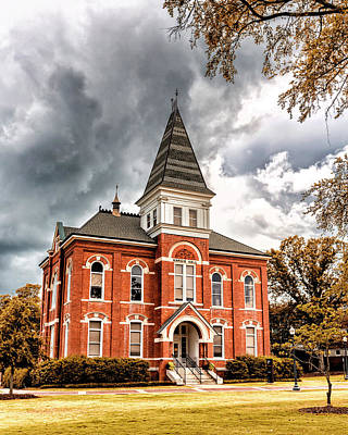 Auburn University - Hargis Hall Art Print