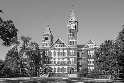 Photograph - Auburn University Samford Hall by University Icons