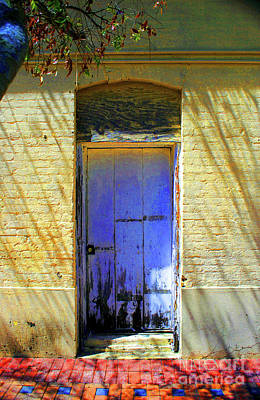 Photograph - Auburndale Door by George D Gordon III