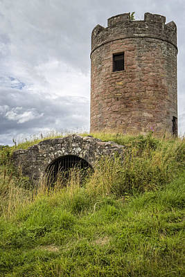 Photograph - Auchinbaird Windmill by Jeremy Lavender Photography
