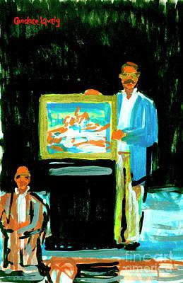 Auctioning Art Original