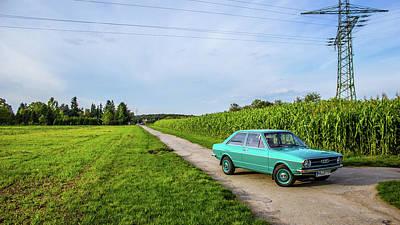 Audi 80 Oldtimer Original