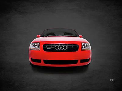 Audi Tt Photograph - Audi Tt Quattro by Mark Rogan