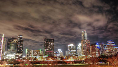 Photograph - Auditorium Shores by Andrew Nourse