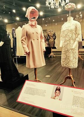 Photograph - Audrey Hepburn by Michael Krek