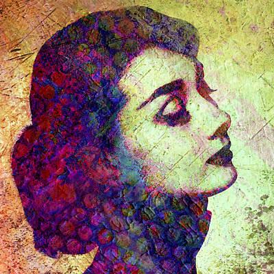 Audrey Hepburn Mixed Media - Audrey Hepburn by Stacey Chiew