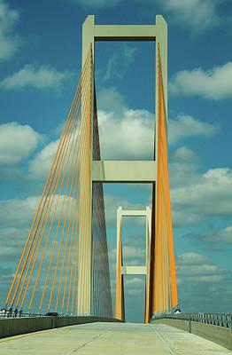 Photograph - Audubon Bridge by Pam Kaster