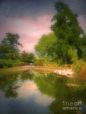 Photograph - August In The Gardens by Tara Turner