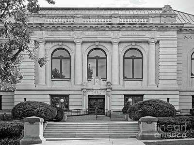 Photograph - Augustana College Denkmann Memorial Hall by University Icons