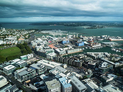 Photograph - Auckland, Nz by Walt Sterneman