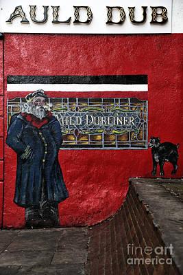 Auld Dub Art Print by John Rizzuto
