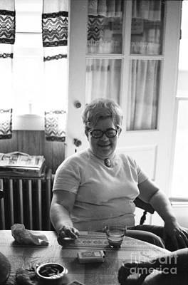 Pastel - Aunt Margie by Steven Macanka